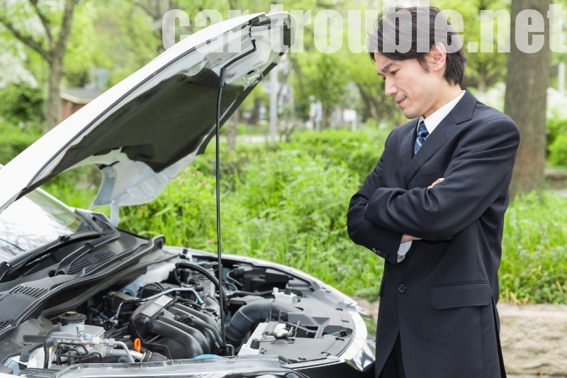 エンジンがかからない原因