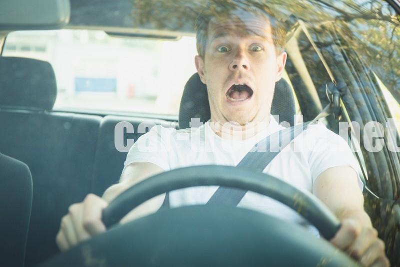 ブレーキ異常のリスク